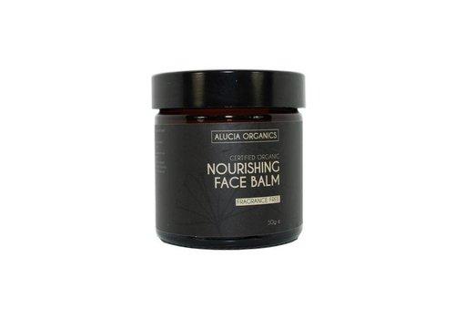 Alucia Organics Organic Nourishing Face Balm Fragrance Free
