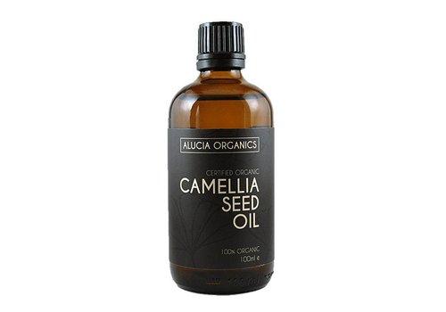 Alucia Organics Organic Camellia Seed Oil