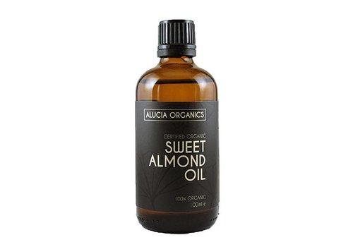 Alucia Organics Organic Sweet Almond Oil