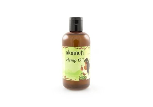 Akamuti Carrier Oil: Organic Hemp