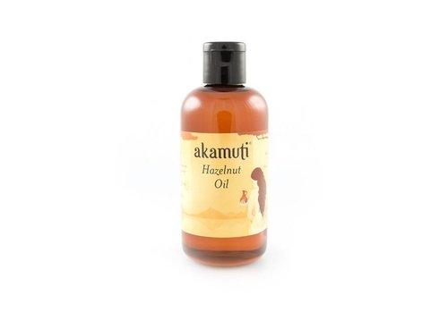 Akamuti Carrier Oil: Hazelnut