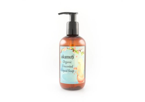 Akamuti Organic Liquid Soap - unscented
