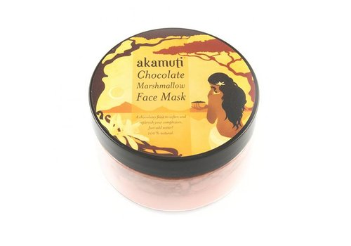 Akamuti Face Mask: Chocolate