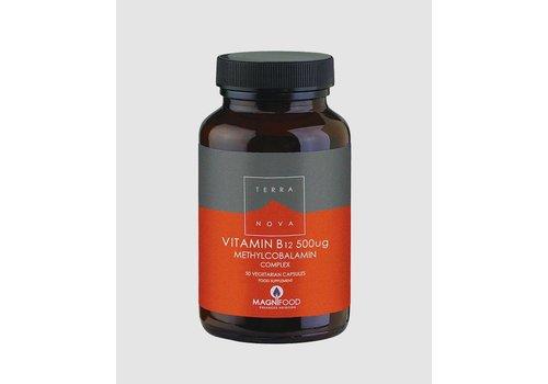 Terranova Vitamin B12 500 mcg Complex