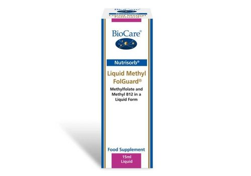 BioCare Nutrisorb Liquid Methyl FolGuard