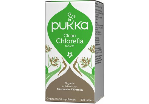 Pukka Clean Chlorella, Organic