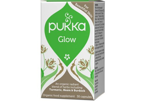Pukka Glow, Organic Supplement