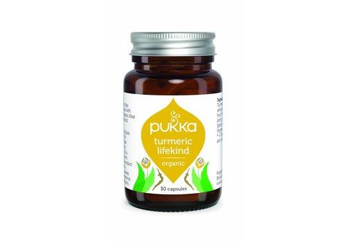 Pukka Turmeric Lifekind. Organic