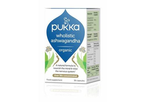 Pukka Ashwagandha, Organic
