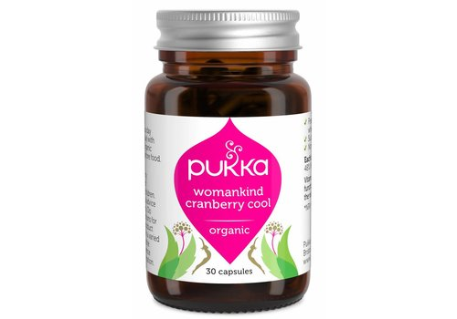 Pukka Womankind Cranberry Cool, Organic