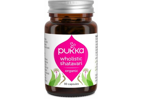 Pukka Organic Supplement - Wholistic Shatavari