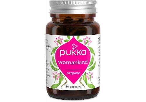 Pukka Womankind, Organic