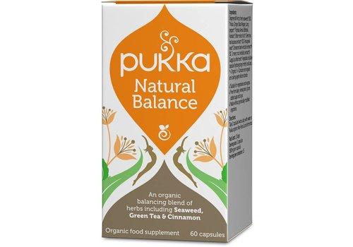 Pukka Natural Balance, Organic