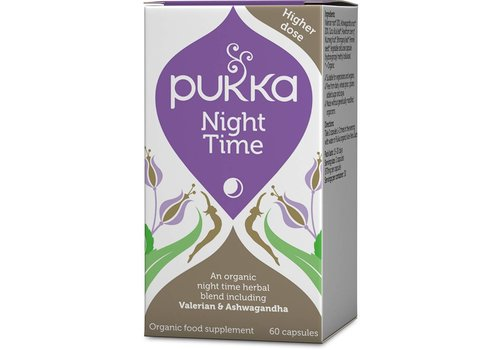Pukka Night Time, Organic