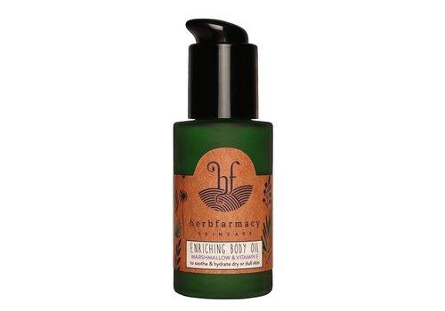 Herbfarmacy Enriching Body Oil