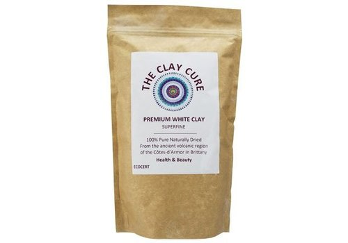 The Clay Cure Premium White Clay