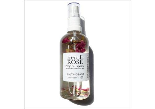 Anita Grant Neroli Dry Oil Spray