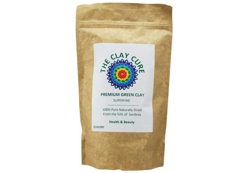 The Clay Cure Premium Green Clay