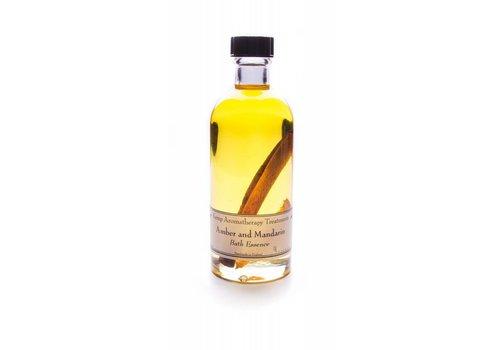 Kemp Aromatherapy Bath Essence - Amber and Mandarin