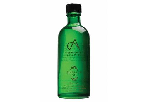 Absolute Aromas Detox Massage Oil