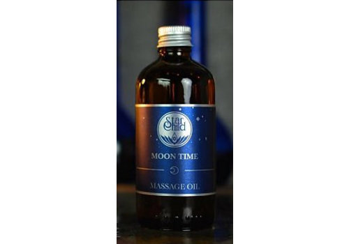 Star Child Moon Time Massage Oil