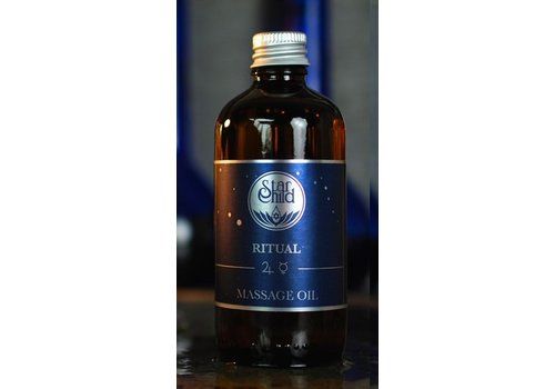 Star Child Ritual Massage Oil