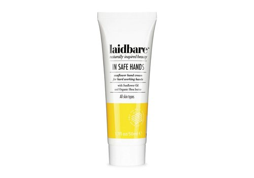 Laidbare Sunflower Hand Cream