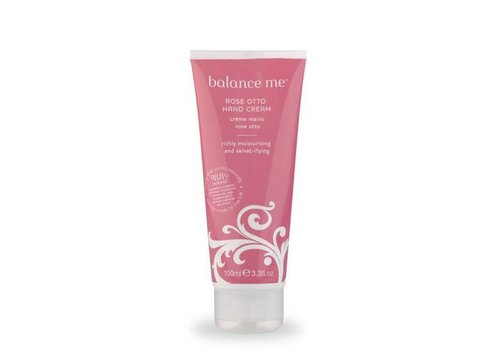 BalanceME Rose Otto Hand Cream