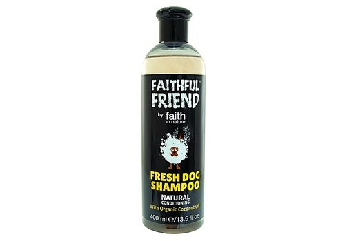 Faith In Nature Doggy Shampoo: Fresh Dog