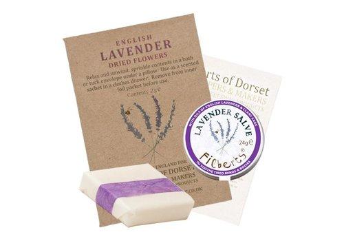 Filberts of Dorset Gift Set: Lavender Trio