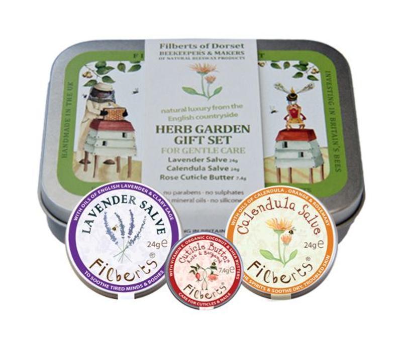 Gift Tin: Herb Garden Gift Set