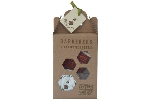 Filberts of Dorset Gift Box: Gardeners & Allotmenteers