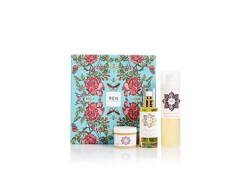REN Gift Set - Luxury Rose - Pink Butterfly