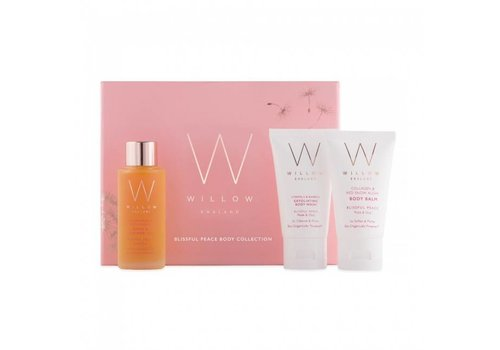 Willow Body Collection - Blissful Peace with Rose and Oud