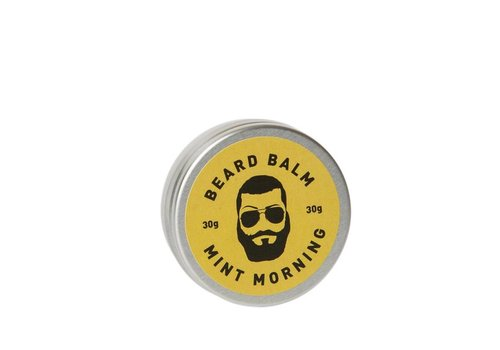 Good Day Organics Beard Balm - Mint Morning 30g
