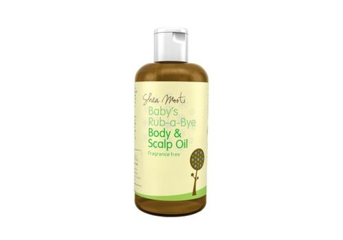 Shea Mooti Baby's Rub-a-Bye Body and Scalp Oil