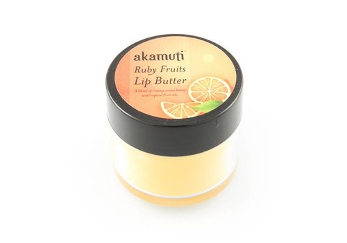 Akamuti Lip Balm: Ruby Fruits