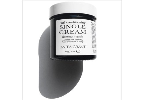 Anita Grant Damage and Repair Leave-in Curl Conditioning Single Cream