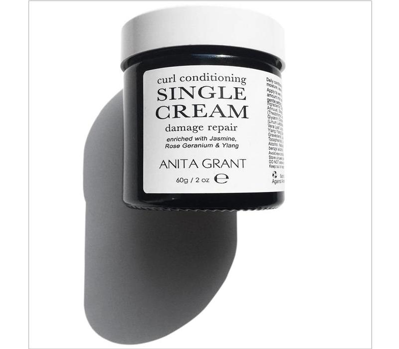 Damage and Repair Leave-in Curl Conditioning Single Cream