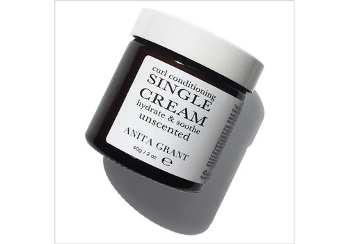 Anita Grant Hydrate and Soothe Leave-in Curl Conditioning Single Cream