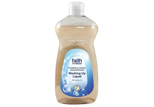 Faith In Nature Washing Up Liquid: Antibacterial
