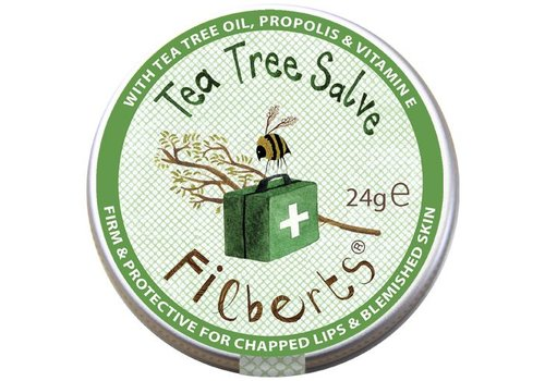 Filberts of Dorset Salve: Tea Tree 24g