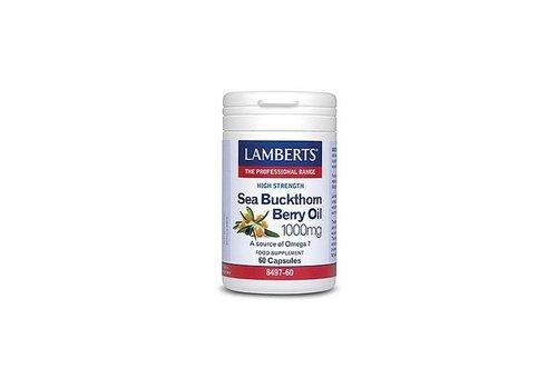Lamberts Sea Buckthorn Berry Oil 1000mg 60 capsules