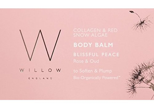 Willow Collagen & Red Snow Algae Body Balm - Blissful Peace