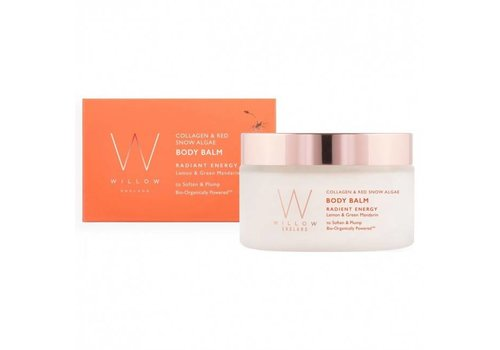 Willow Collagen & Red Snow Algae Body Balm - Radiant Energy