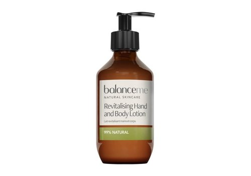 BalanceME Revitalising Hand and Body Lotion