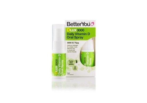 BetterYou Dlux 3000 Oral Spray 15ml