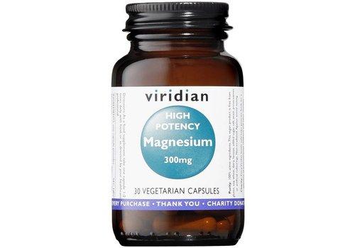 Viridian High Potency Magnesium 300 mg 120 caps