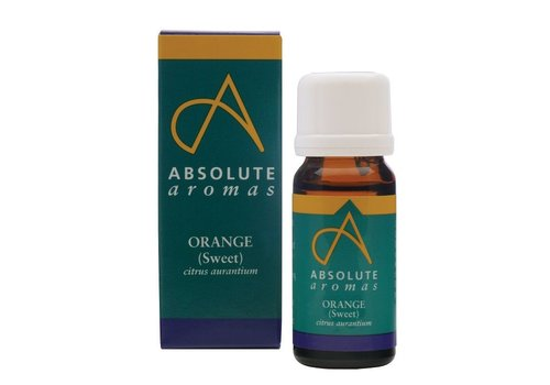 Absolute Aromas Essential Oil: Orange (Sweet) 10ml