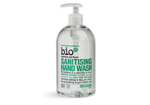 Bio-D Sanitising Hand Wash: Rosemary & Thyme